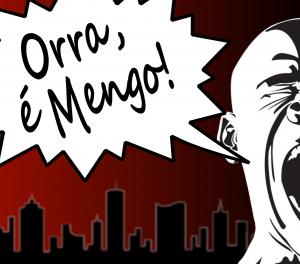O Flamengo contra o Bullying!