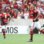 Atuações: Guerrero marca duas vezes e Fla busca empate na raça no retorno ao Maraca
