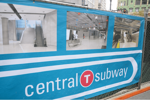 central subway