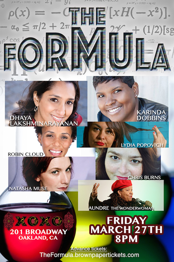 The Formula  March 27th