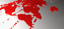 global debt red ink