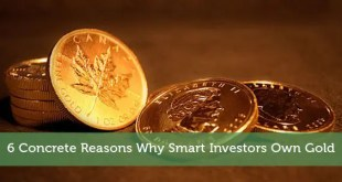 why smart investors own gold