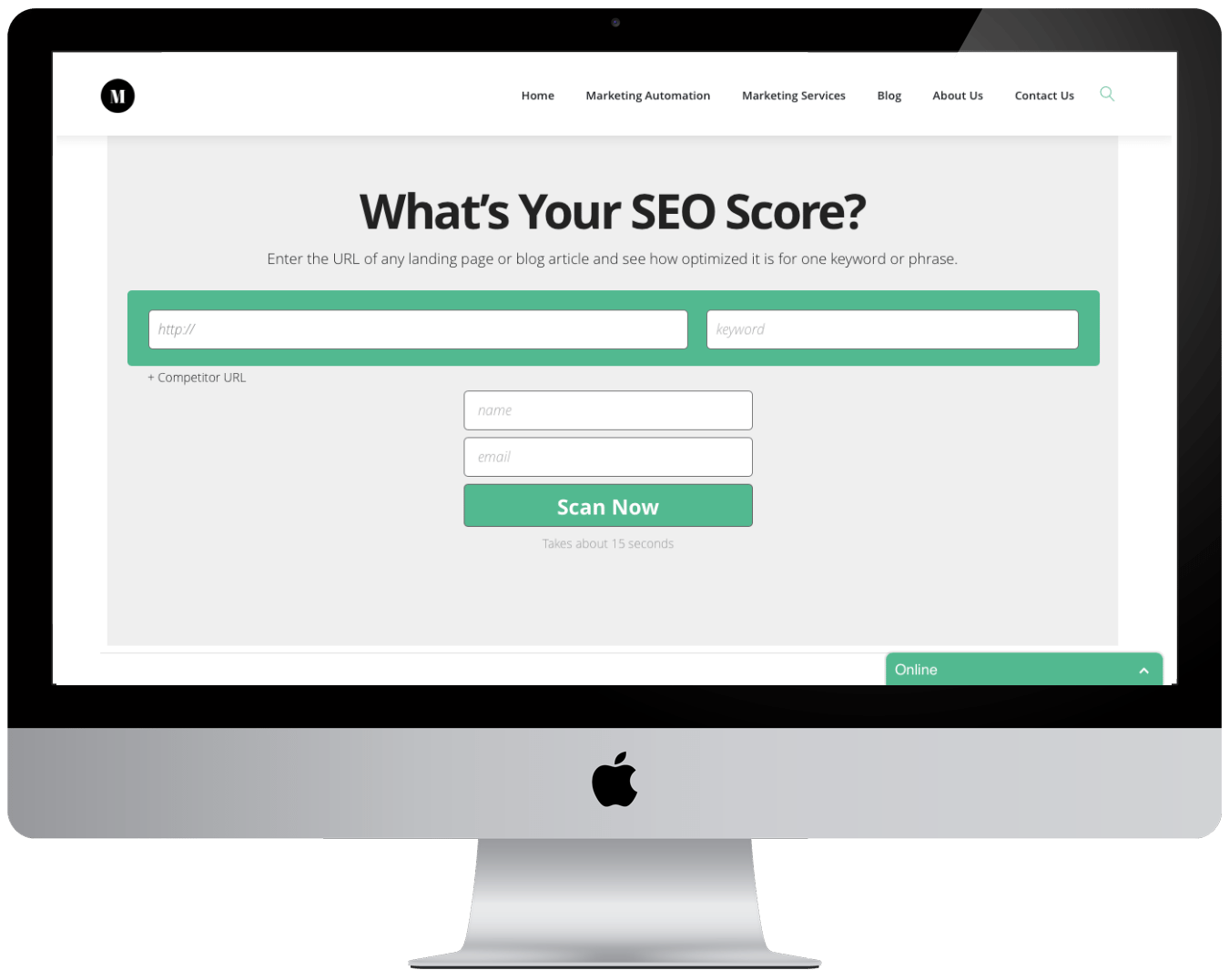 Whats Your SEO Score Analyse Your Website