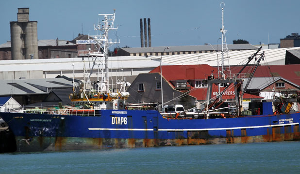 Serious incident on fishing vessel confirms fears