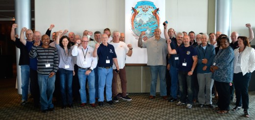 Regional Maritime Federation 28 March 2014