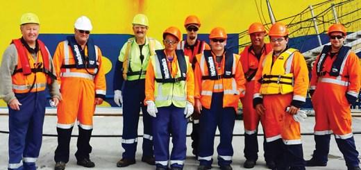 timaru crew