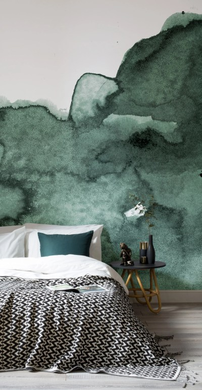 Dream On With These 11 Watercolour Wallpapers   Murals Wallpaper
