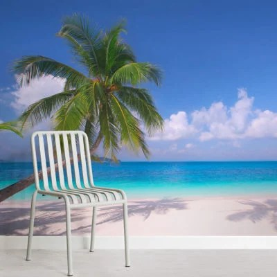 Stunning Beach Wallpaper & Wall Murals | Murals Wallpaper