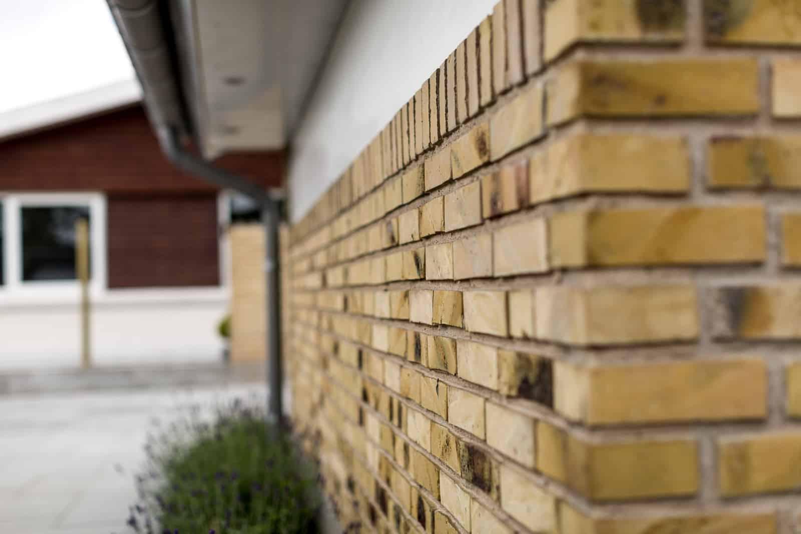 Renovering af mursten