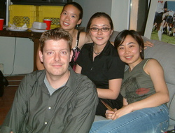 Marlene Lau, Sverre Panduro, and Tracy Yang