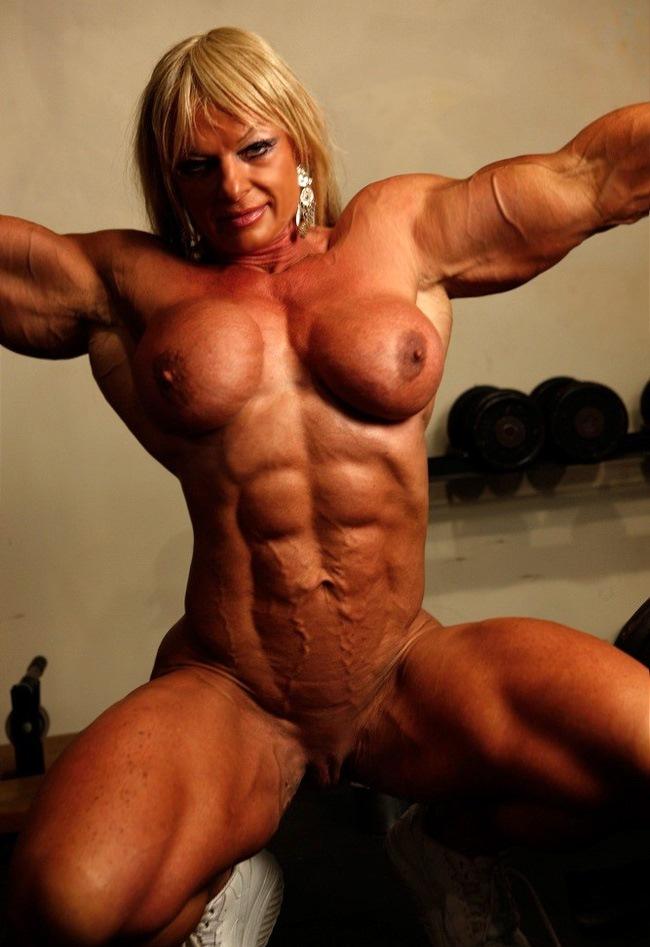 naked female athletes nude