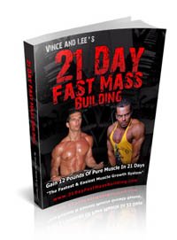 21day fast mass building ebook