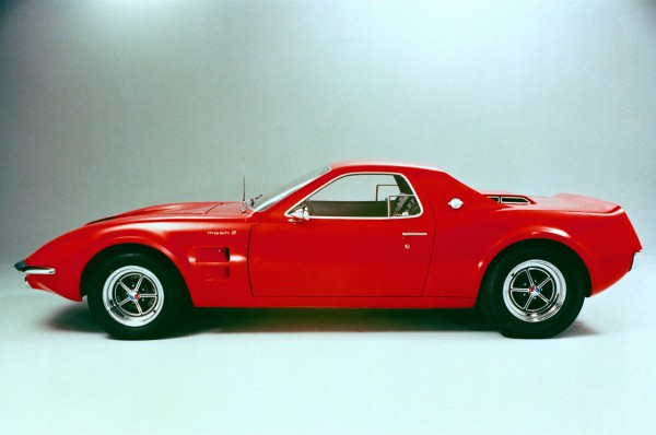 12 1967 Ford Mach 2 Concept 17 Ford Mustang Concepts