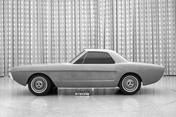 6 1964 Ford Two-Seater Study 17 Ford Mustang Concepts