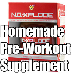 Cheapest NO Xplode Ever! How To Make Your Own