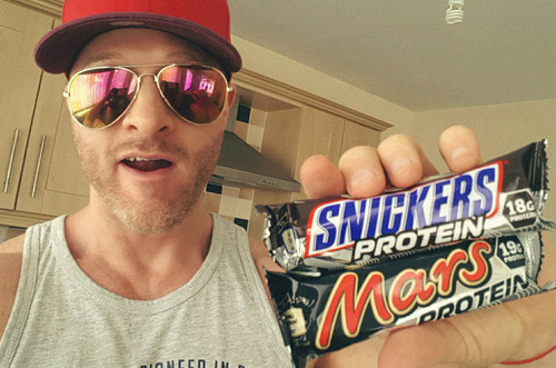 Mars & Snickers Protein Bar Review