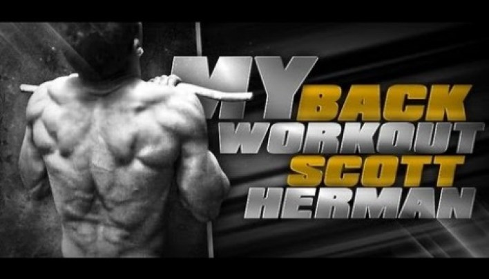 Back Workout by Scott Herman