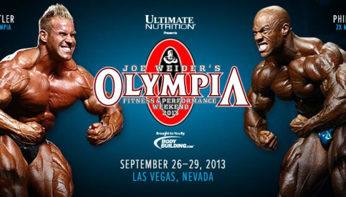 All information about Mr. Olympia 2013 Weekend
