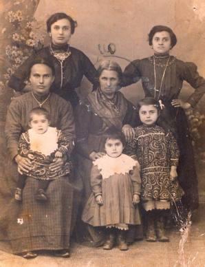 Famiglia Bianchi Erminia