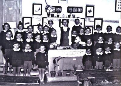 Classe 1954 II elementare