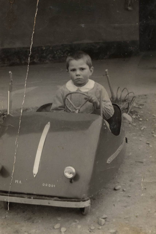 Tambalotti Adriano - Automobilina