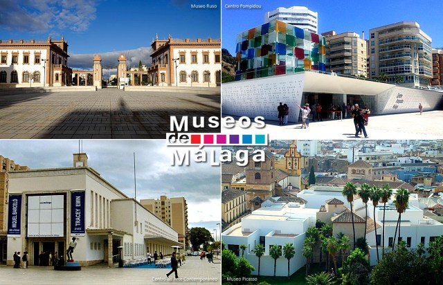 Málagas 4 most important museums