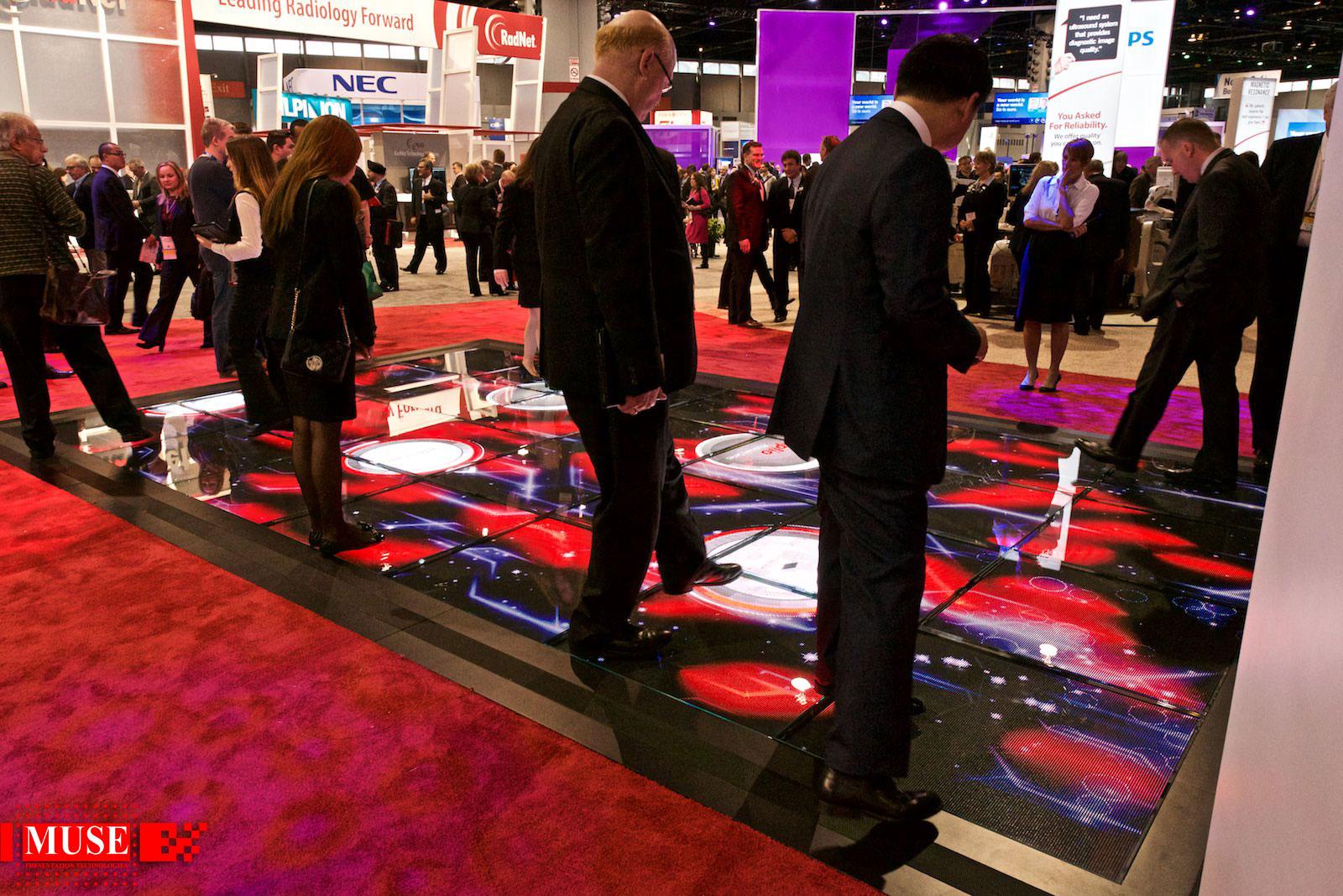 Interactive LED Floor vF