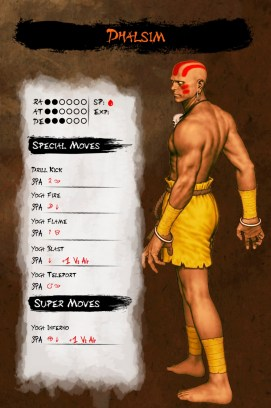 Musha_Shugyo_Street_Fighter_II_HD_Dhalsim