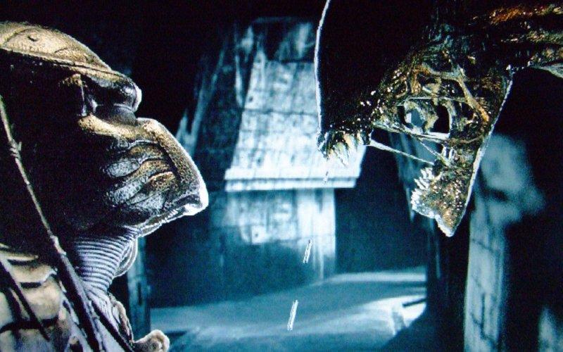 Alien VS Predator per Musha Shugyo