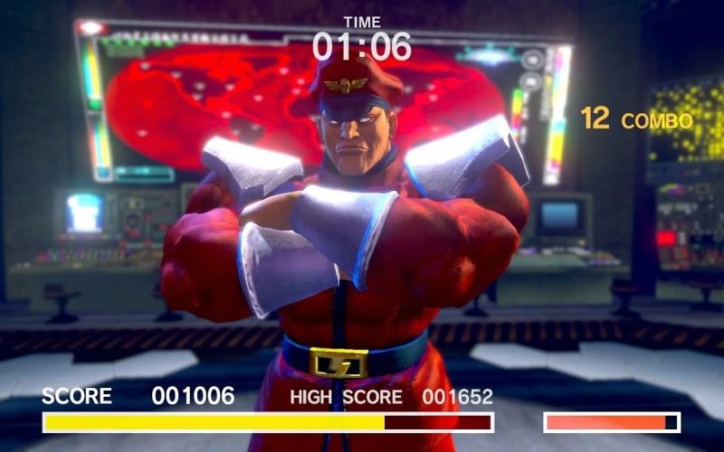Ultra Street Fighter II: Incursion! Modalità di Gioco Bonus