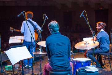 Johannes Maas Trio - Russlandtournee 2015