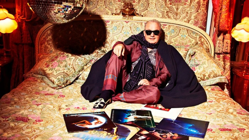 PREVIEW: Giorgio Moroder @ 9:30 Club 5/12