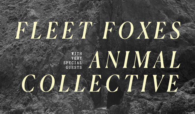 PREVIEW: Animal Collective & Fleet Foxes @ Merriweather Post Pavillion