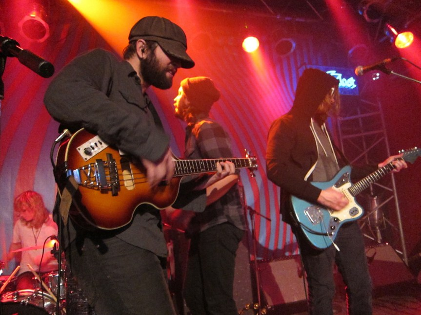 PREVIEW: The Black Angels