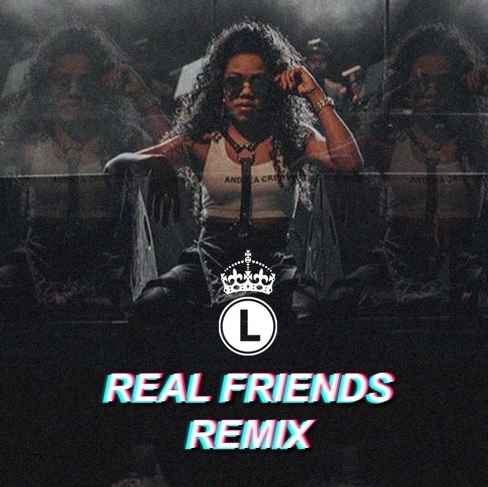 Lady Leshurr – Real Friends Remix