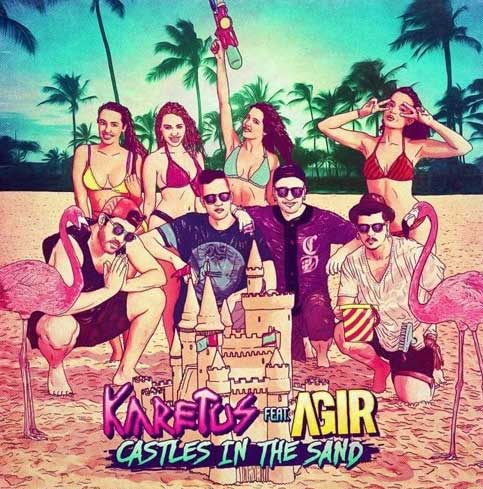Litos Diaz Karetus Feat Agir – Castles In The Sand