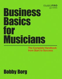 business-basics-for-musicians-book