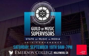 Guild of Music Supervisors Conference