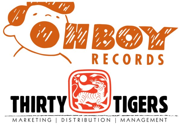 Oh Boy Records Thirty Tigers Distribution Partnership