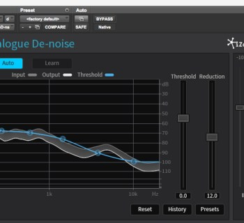 music gear review izotope rx 5 plug-in pack