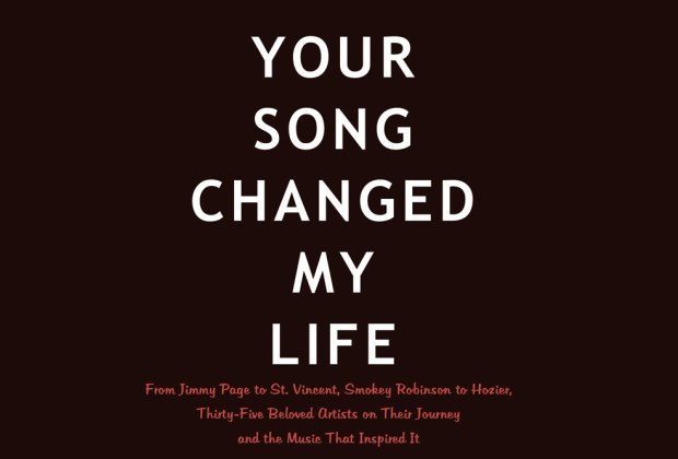 book your song changed my life