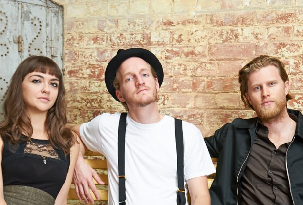 The Lumineers cover story photo by Scarlet Page