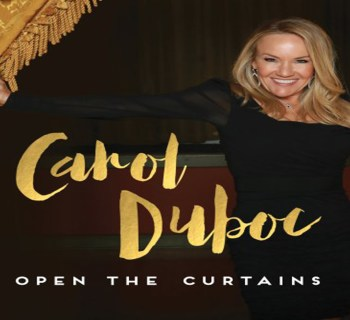 "Carol Duboc ""Open the Curtains"" music album review"