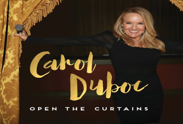 "Carol Duboc ""Open the Curtains"" music album review"
