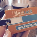 Muzicard Close Up