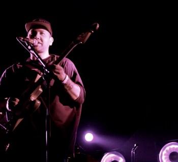 Unknown Mortal Orchestra at Santa Monica Pier - photo by Paula Tripodi