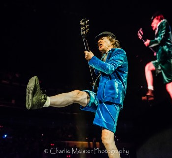 AC/DC at Key Bank - photo Charlie Meister