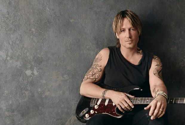 Keith Urban cover story
