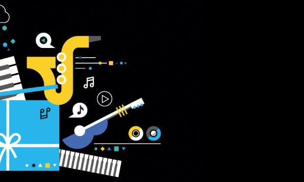 Music Biz reports LOOP survey of gifting music