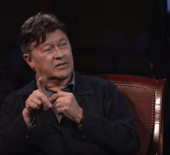 Robbie Robertson interviews with Warren Zanes for Speakeasy TV